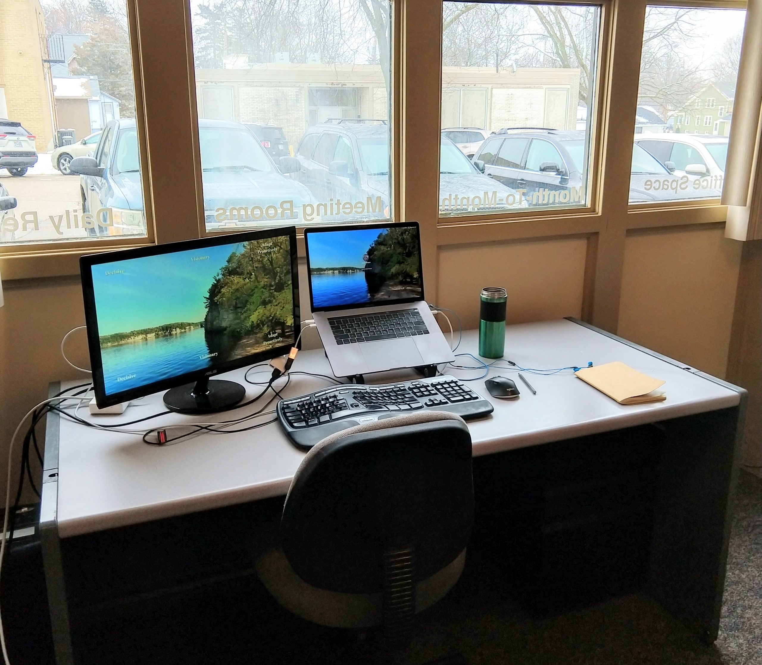 FOCUS Coworking Dedicated Desk