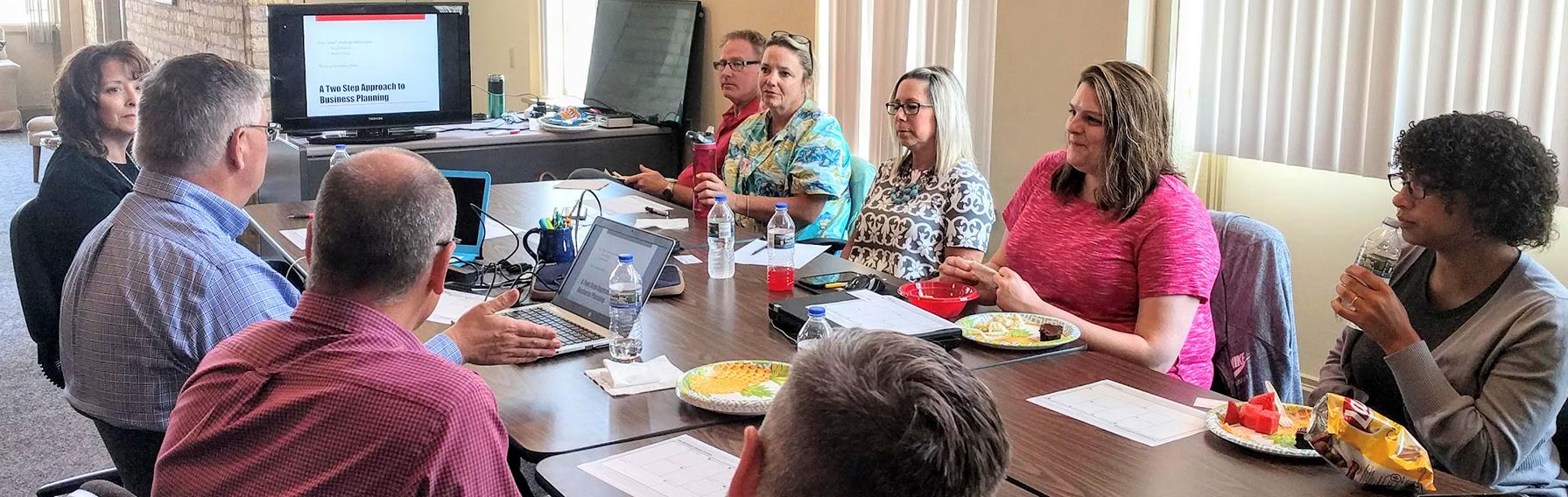 FOCUS Coworking Meeting Spaces