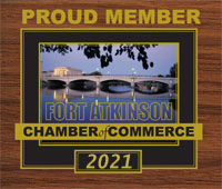 Proud Member of The Fort Atkinson Chamber of Commerce